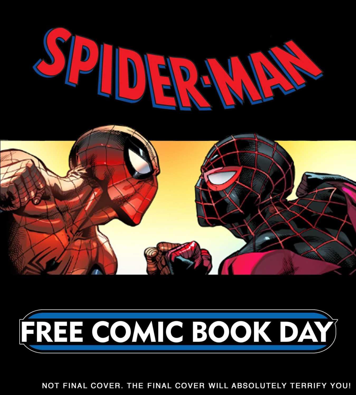 spider-man/venom fcbd 2019