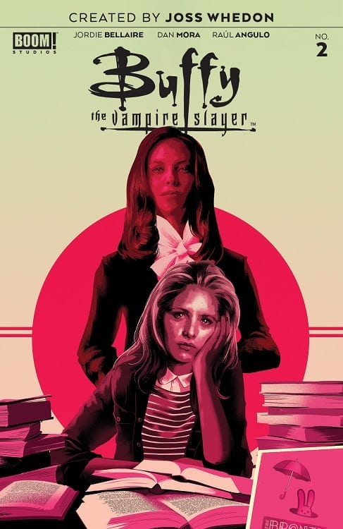 Review: BUFFY THE VAMPIRE SLAYER #2 Is A Perfect Re-Imaging 1
