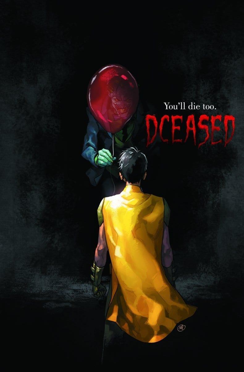dceased dc comics