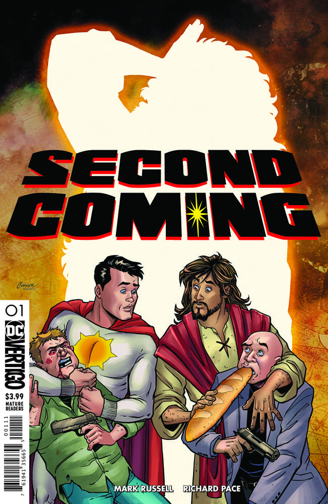 dc second coming