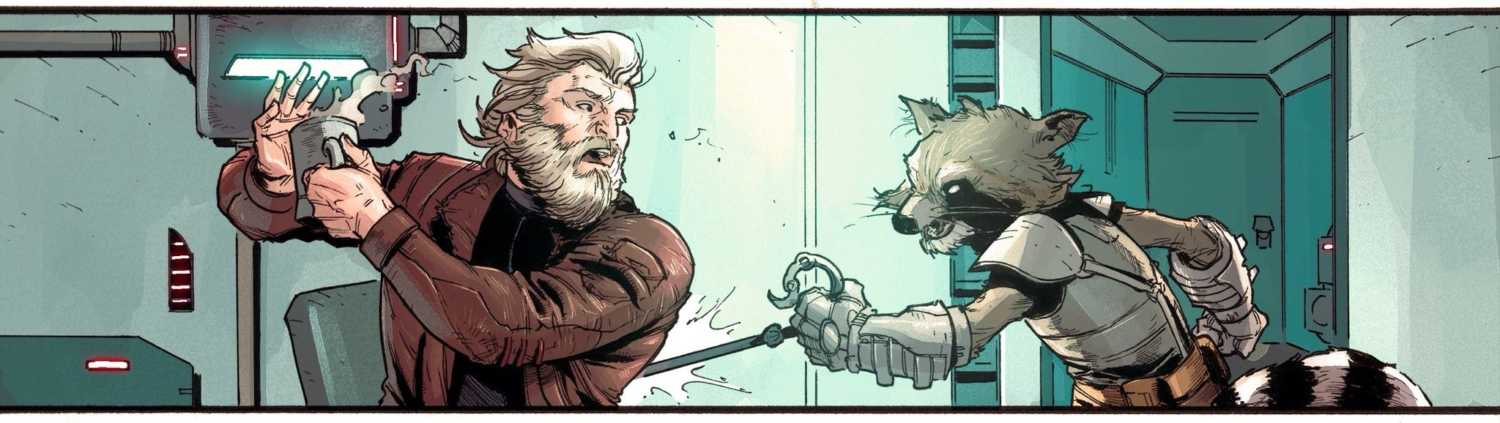 OLD MAN QUILL #1: Grumpy Old Guardians 1