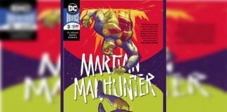 DC Comics Exclusive Preview: MARTIAN MANHUNTER #3