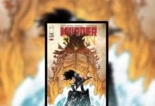 Murder Falcon cover art
