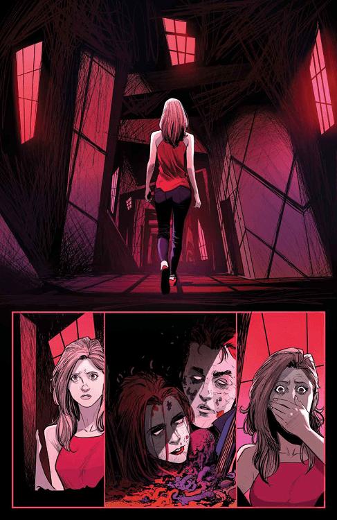 Buffy The Vampire Slayer #2 Credit: BOOM! Studios