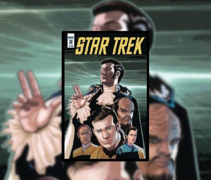 Star Trek The Q Conflict