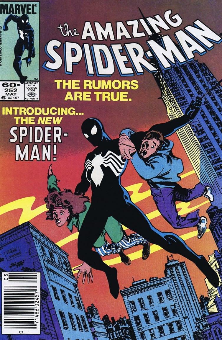Spider-Man Venom fcbd 2019