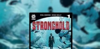Cover Art for Stronghold #1