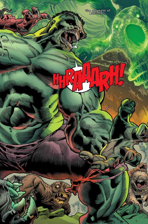 Hulk receives his gamma again from Crusher Creel