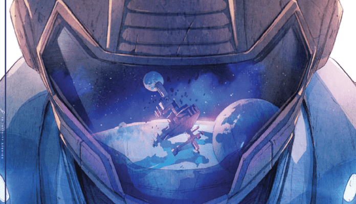 THE WILD COSMOS Announced by Scout Comics for 2019 Release 1