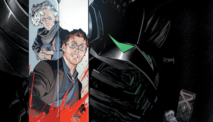 BOOM! Studios Announces Gillen and Mora's ONCE AND FUTURE 5