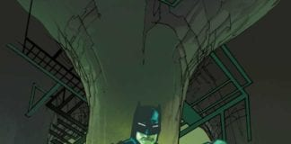 Batman Beyond #29 cover artwork
