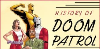 The Comic Book History Of DOOM PATROL
