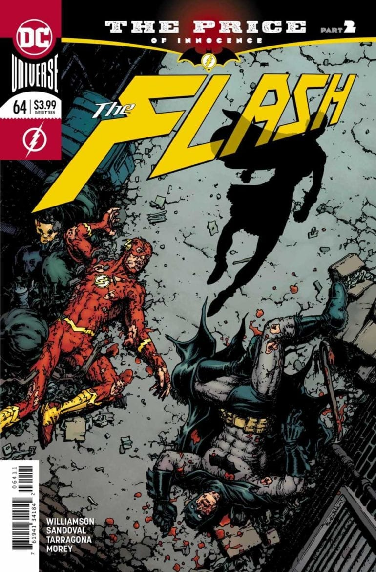 Flash 64 cover