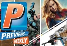 PREVIEWSworld Weekly 2/27/19: Will The Real Captain Marvel Please Stand Up?
