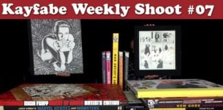 Kayfabe Weekly Shoot 07