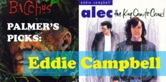 Palmer's Picks Wizard 15: Eddie Campbell