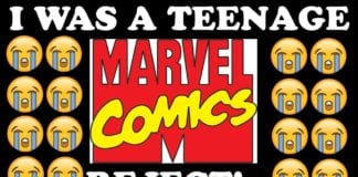 Show and Tell 02: I Was A Teenage Marvel Reject
