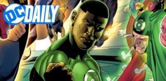DC Daily Ep.115: Top 10 Green Lantern John Stewart Moments