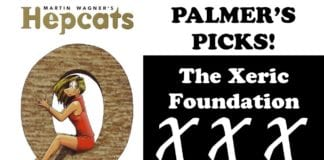 Palmers Picks Wizard 16, Hepcats and The Xeric Grant