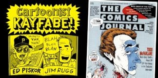 The Comics Journal issue 152, August 1992 Part 1