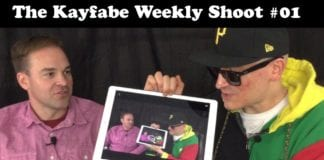 The Kayfabe Weekly Shoot 01