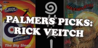 Cartoonist Kayfabe: Palmers Picks Wizard 19 Rick Veitch