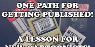 Cartoonist Kayfabe: Show and tell 08: Ed Piskor's Strategy for Publishing His First Book