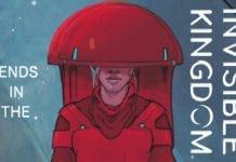 Invisible Kingdom Official Comic Trailer
