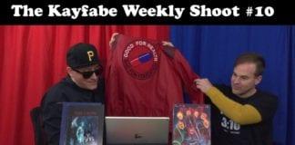 Cartoonist Kayfabe: Kayfabe Weekly Shoot 10