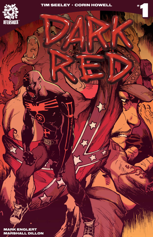 Dark Red Var Cover