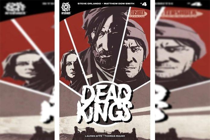 AfterShock Exclusive Preview: DEAD KINGS #4 1