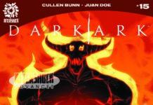 DARK ARK #15 cover art