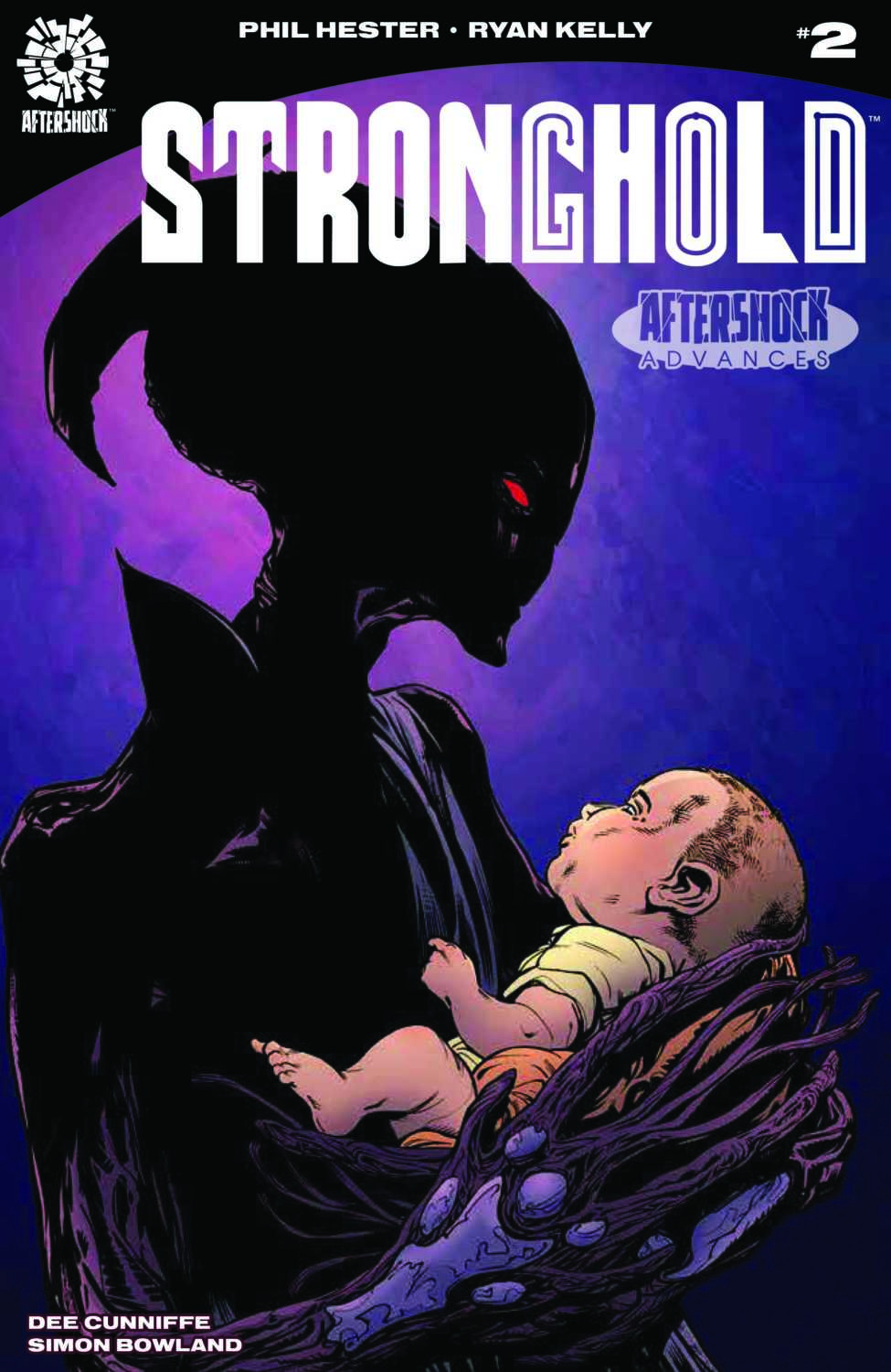 Exclusive AfterShock Preview: Phil Hester And Ryan Kelly's STRONGHOLD #2 4