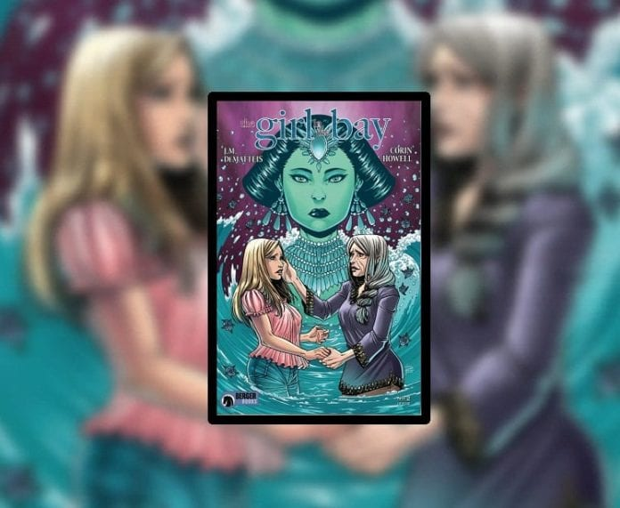Review: THE GIRL IN THE BAY #2 Pushes The Boat Even Further 6