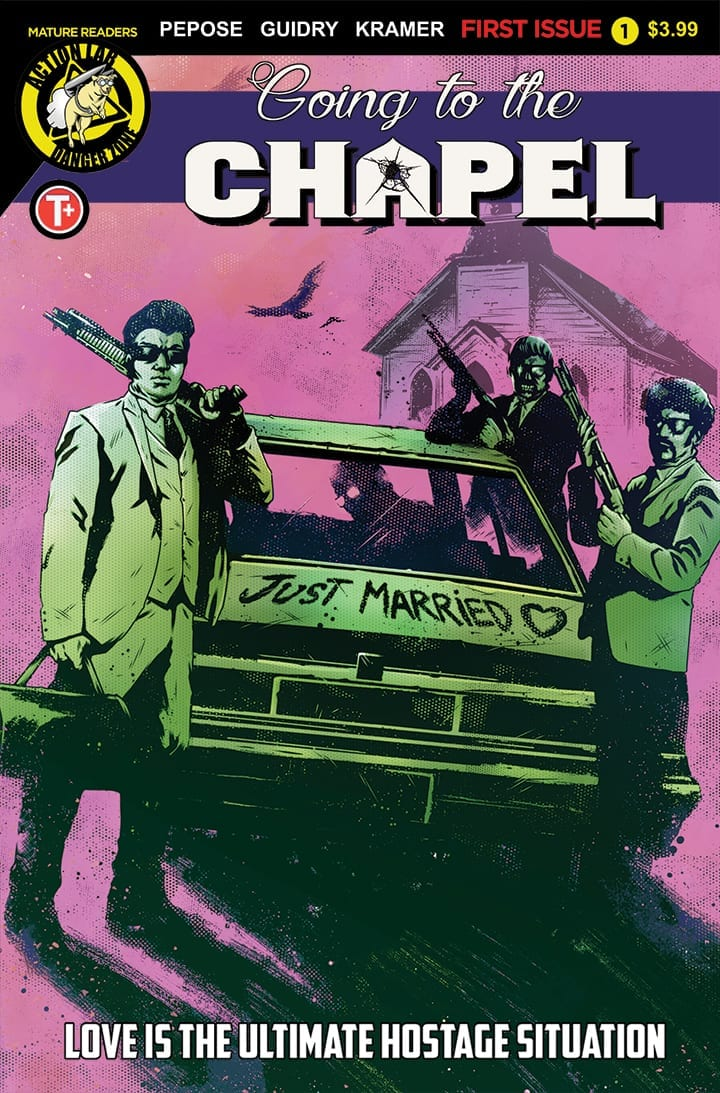 going to the chapel preview david pepose action lab danger zone spencer locke
