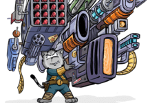 Meouch #1 Review