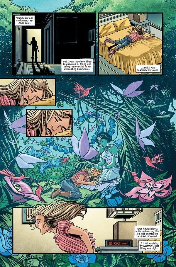 Review: THE GIRL IN THE BAY #2 Pushes The Boat Even Further 1