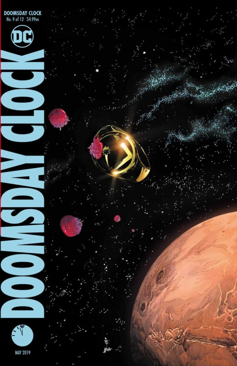 Doomsday Clock 9 cover