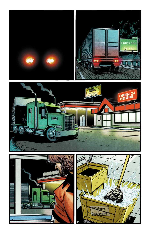 Dark Red Page 1