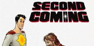 second coming comic