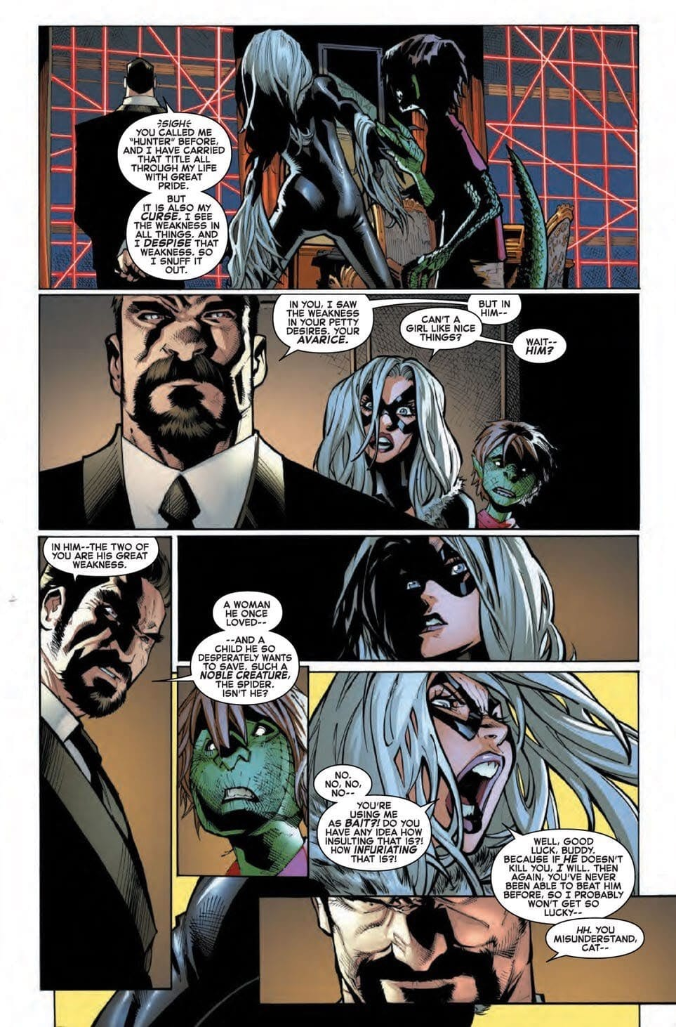 AMAZING SPIDER-MAN #17 - The Hunt Is On! 2