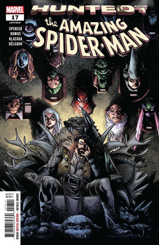 Amazing Spider-Man 17 cvr