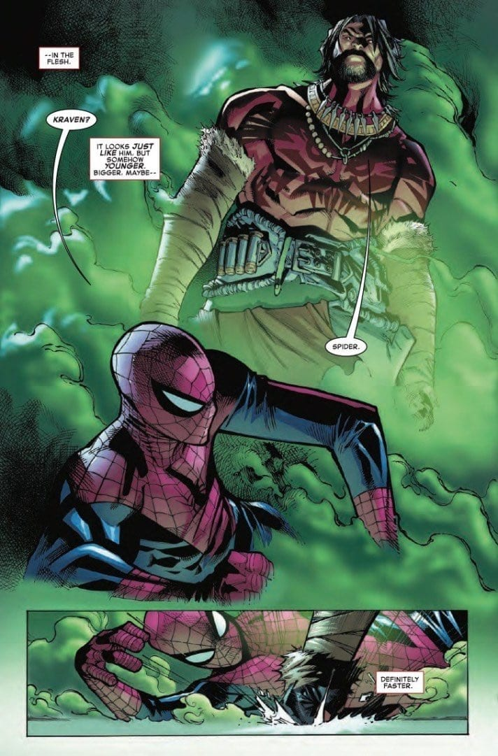 AMAZING SPIDER-MAN #17 - The Hunt Is On! 1