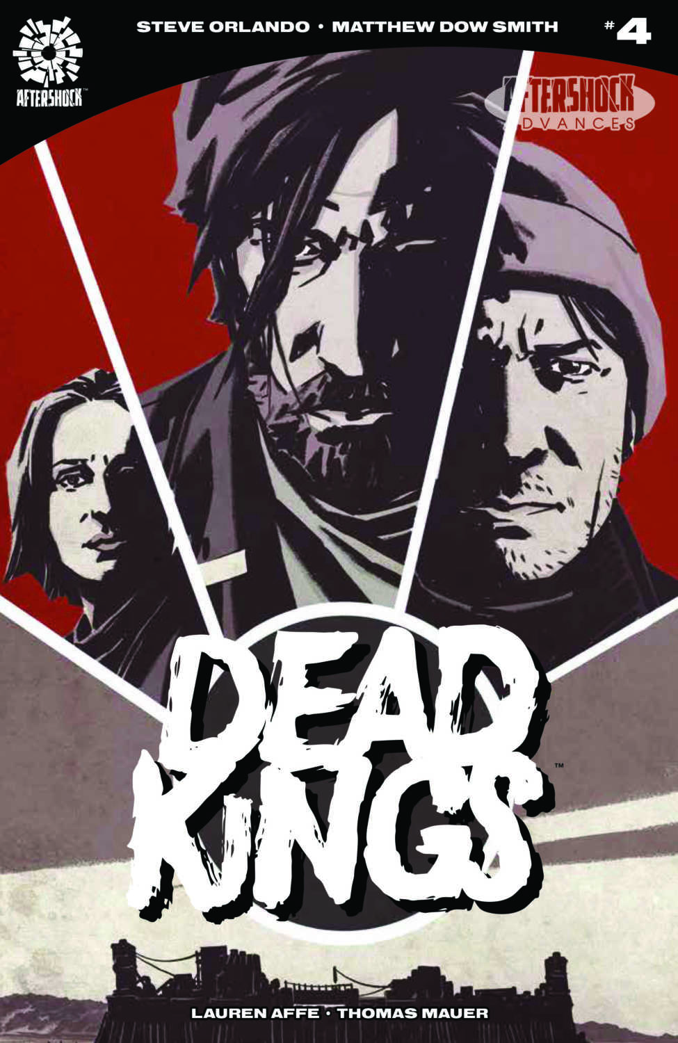 AfterShock Exclusive Preview: DEAD KINGS #4