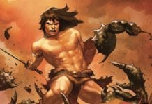 Conan joins the Avengers
