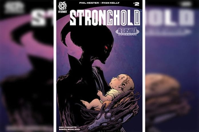 Exclusive AfterShock Preview: Phil Hester And Ryan Kelly's STRONGHOLD #2