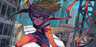 The Magnificent Ms. Marvel #1