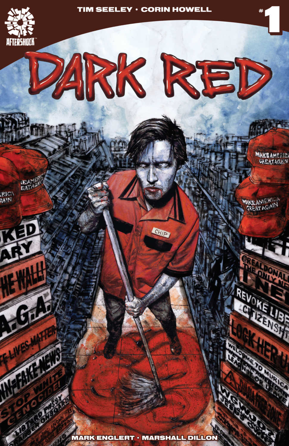 Dark Red Cover