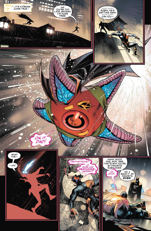 Justice League #20 Page