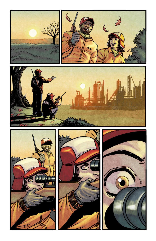 Dark Red Page 4